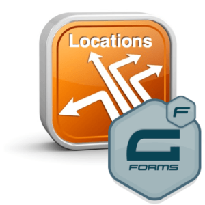 SLP Gravity Forms Locations